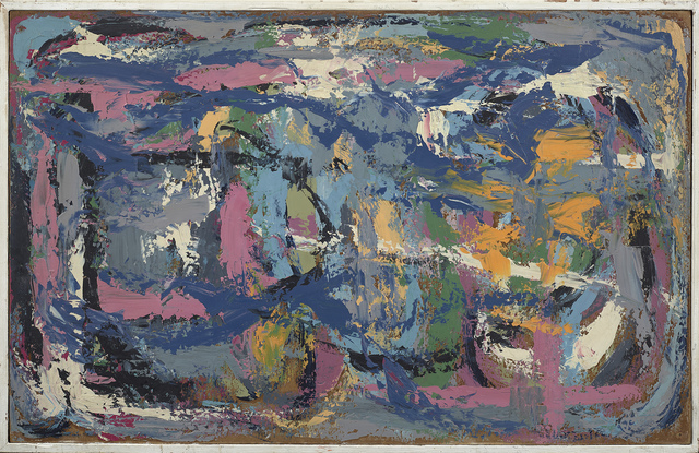, 'No. 3,' 1950, Berry Campbell Gallery