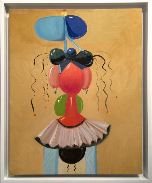 , 'Colored Dancer ,' 1995, Rosenfeld Gallery LLC