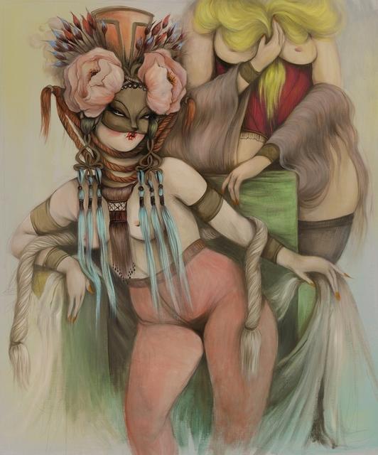 , 'Gorditas de Chicharrón 5,' 2014, StolenSpace Gallery