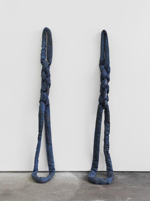 , 'Lines with Complications II,' 2014, RaebervonStenglin