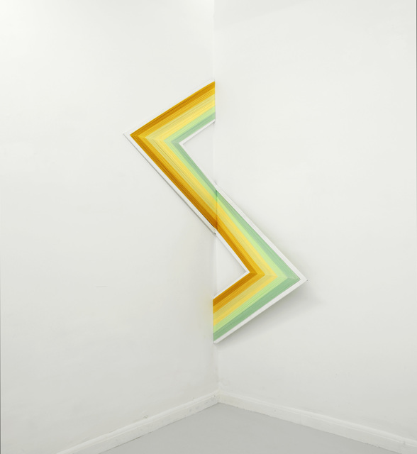 , 'Line #4 (Paesaggio Acre),' 2015, Operativa arte contemporanea