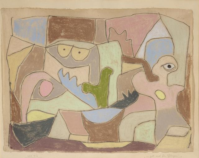 """, '""""…gilt auch für Pflanzen"""",' 1932, Galerie Michael Haas"""