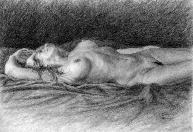 , 'Dawn Anderson,' 2001, Zenith Gallery