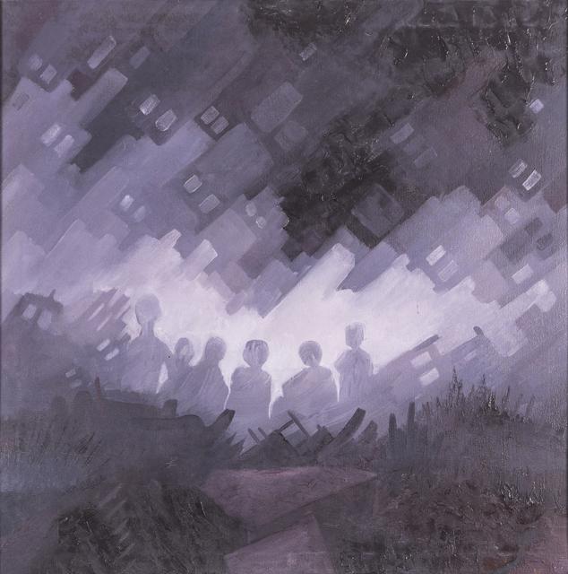 , 'Exodus 1,' 1998, Hafez Gallery