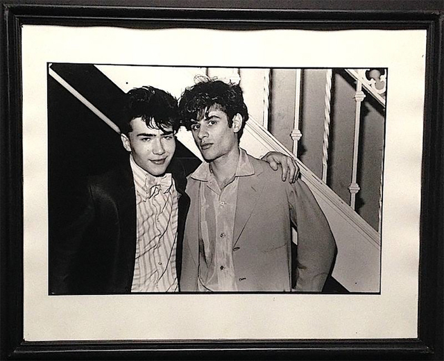 , 'Danceteria Loverboys, New York City,' 1980, IFAC Arts