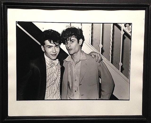 Paul Garrin, 'Danceteria Loverboys, New York City', 1980, IFAC Arts