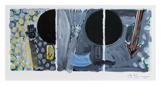 , 'Untitled (Red, Yellow, Blue),' 1998, David Tunick, Inc.