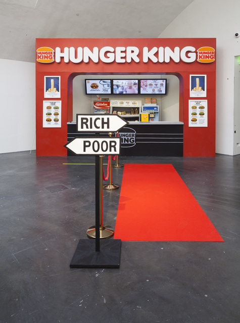 , 'Hunger King,' 2014, Kiasma Museum of Contemporary Art