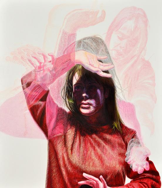 , 'Red Imperialist Serias I,' 2015, Anna Laudel