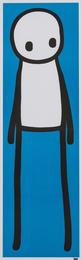 Standing Figure (Blue)