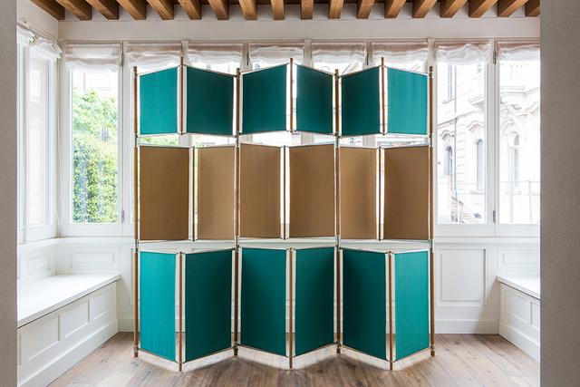, 'Patioparavento,' 2017, Colleoni Arte