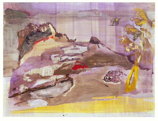 , '.SS3,' 2015, Setareh Gallery