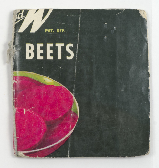 ", 'Untitled (""Beets"" book),' n.d., Fleisher/Ollman"