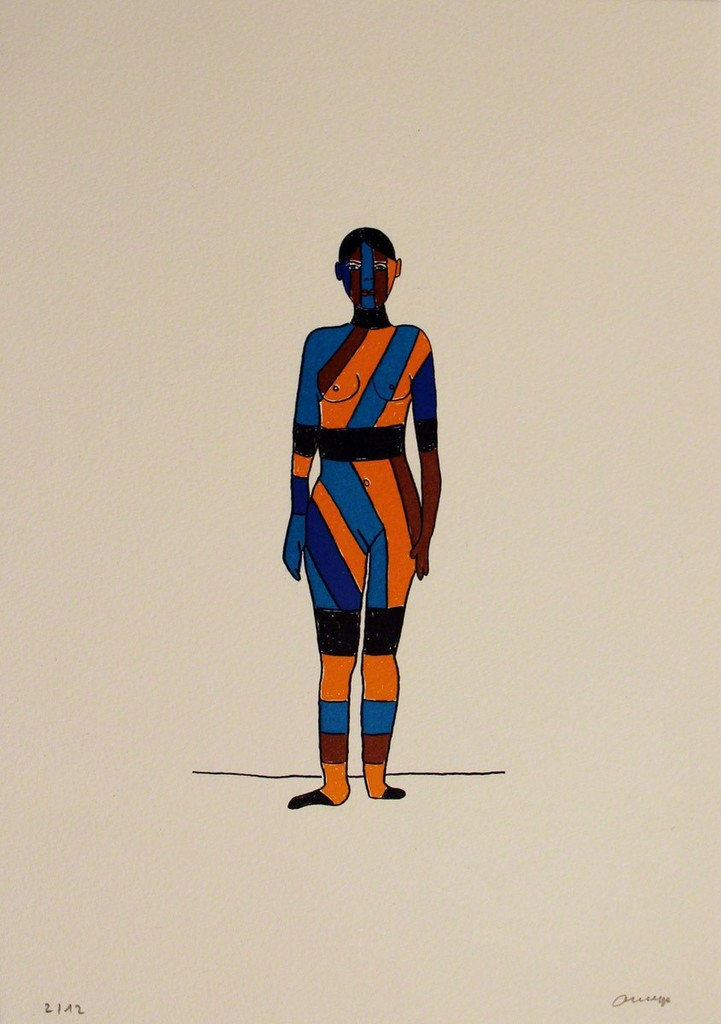 Olaf Breuning, 'Sol,' 2011, Metro Pictures