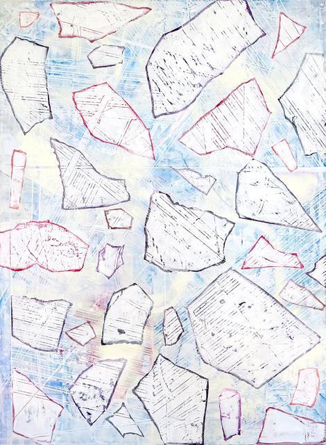 , 'Ermine,' 2018, Maybaum Gallery