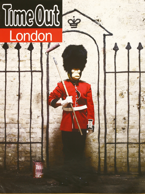 After Banksy, 'Time Out London Poster', 2010, Sworders