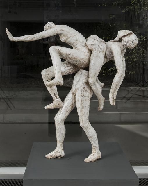 , 'Four Figures,' 2016, Galerie Kornfeld