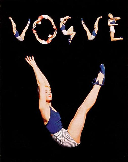 , 'Lisa Fonssagrives-Penn, Vogue Published  June 1,1940,' 1940, Bernheimer Fine Art