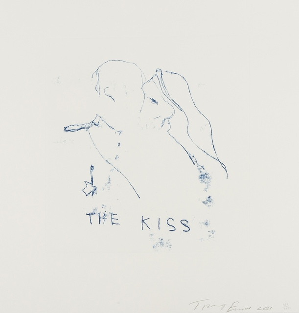 Tracey Emin, 'The Kiss', 2011, Forum Auctions