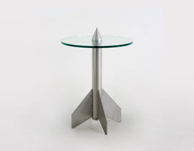 , 'Rocket Table,' 1986, Demisch Danant