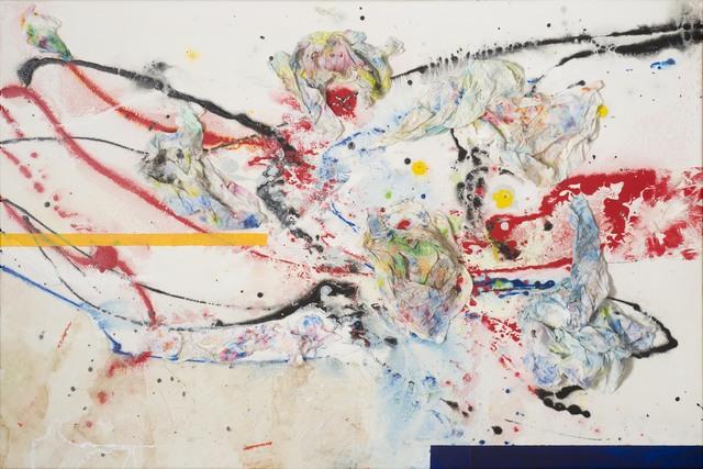 , 'Wrapped 31 L,' 2015, Alessandro Berni Gallery