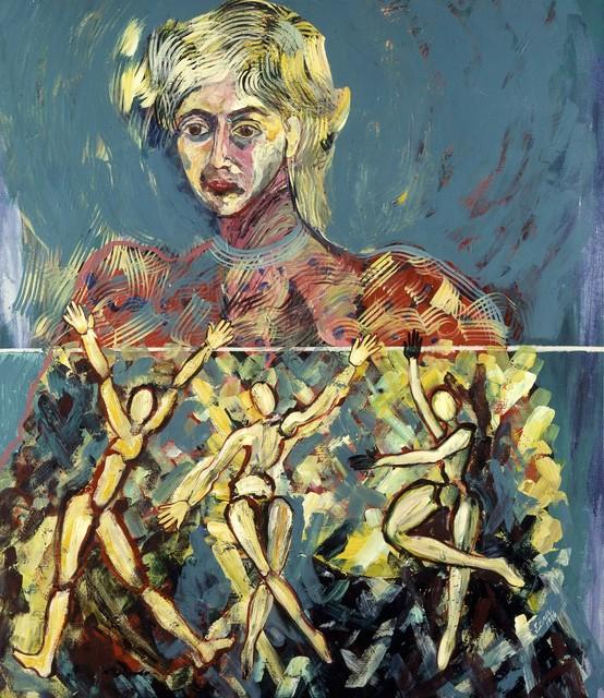 , 'Zara,' 1986, Susan Eley Fine Art
