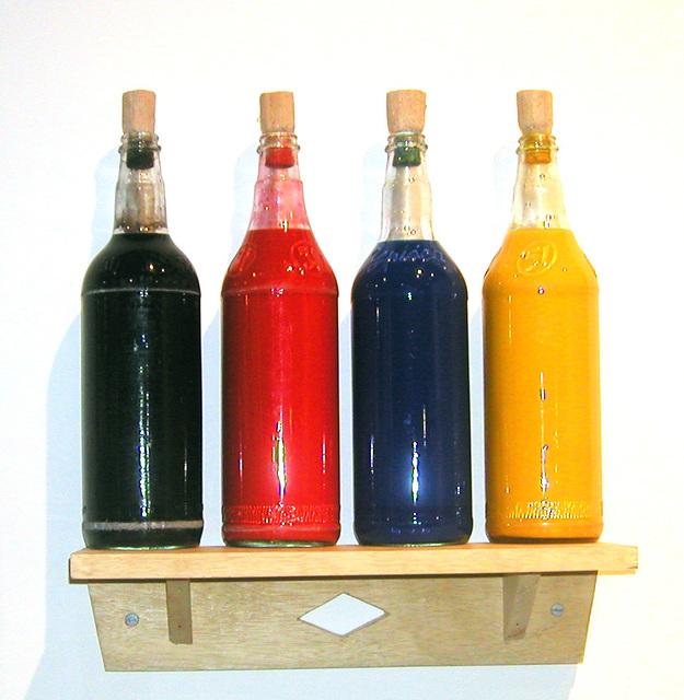 , 'Garrafas Mondrian,' 2007, Luciana Caravello Arte Contemporânea