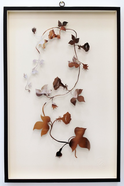 , 'You Can Learn a Lot of Things From the Flowers XVb - Ipomea - Lui - Marianne,' 2011, Less is More Projects