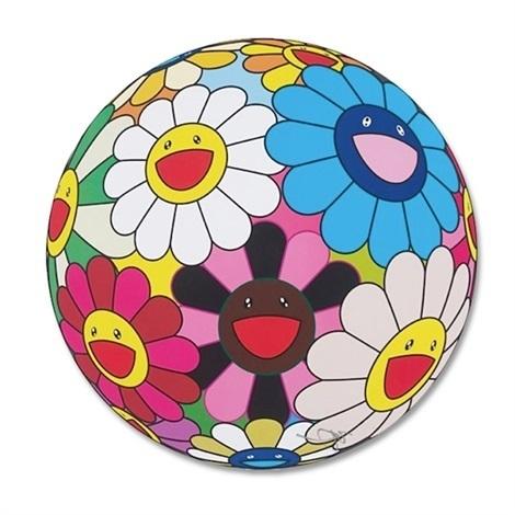 Takashi Murakami, 'Flower Ball Algae Ball', 2013, MSP Modern