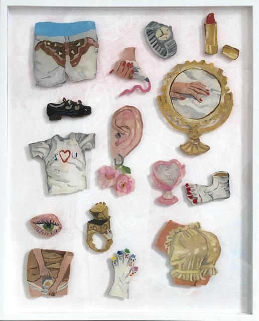 , 'Things To Hide Behind ,' 2019, 99 Loop Gallery