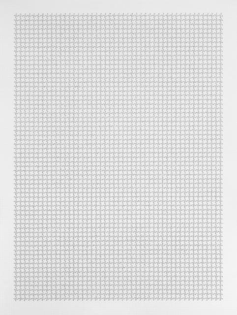 , 'Fuck the bunny suit series, version 1 (Shit),' 2013, Galerie Antoine Ertaskiran
