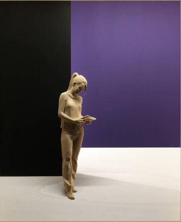 , ' La Corpertina,' 2017, Gallery LEE & BAE
