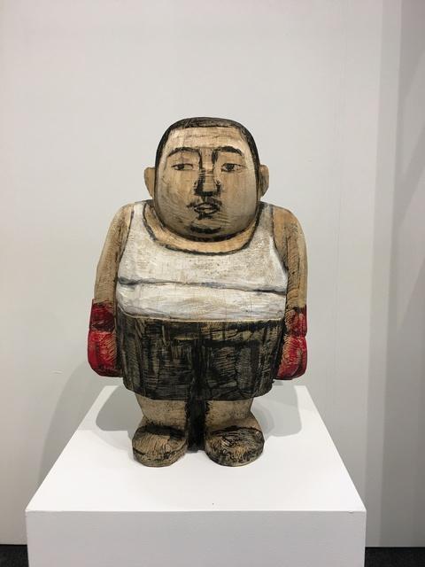 , 'Boxer,' 2017, Nil Gallery