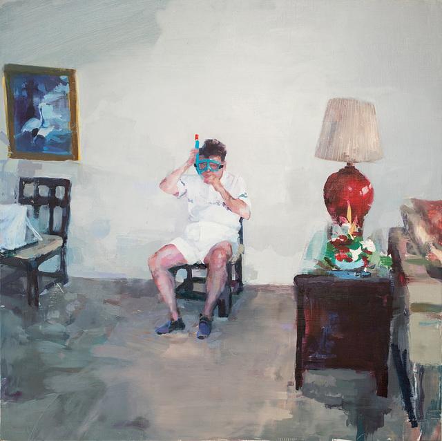 , 'Tropical Resort,' 2019, Linda Hodges Gallery
