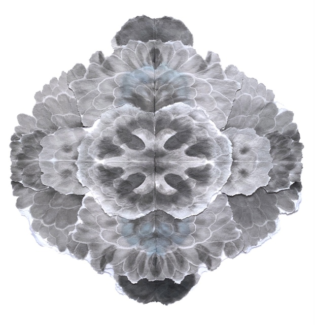 Allison Svoboda, 'Mandala Flora 10', 2019, K. Imperial Fine Art