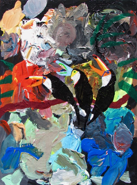 , 'A toucan threesome,' 2018, Arusha Gallery