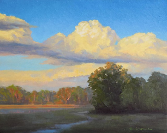 , 'Dreaming of Summer,' 2018, Anderson Fine Art Gallery