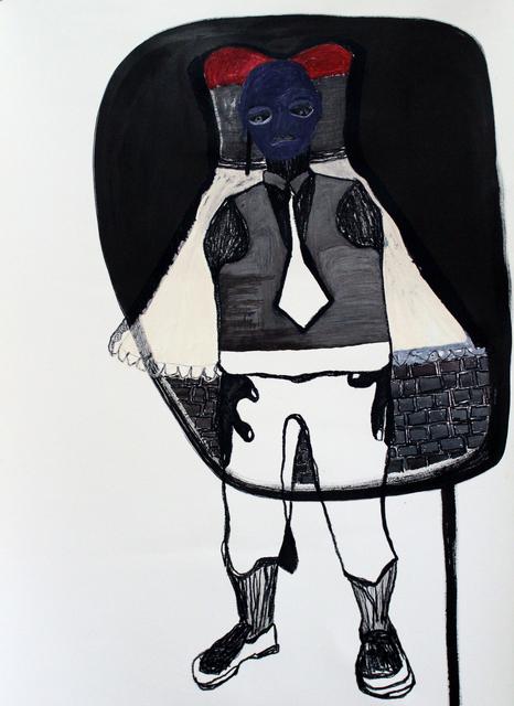 , 'needed deliverance ii (ndaida rusununguko ii),' 2013, Tiwani Contemporary