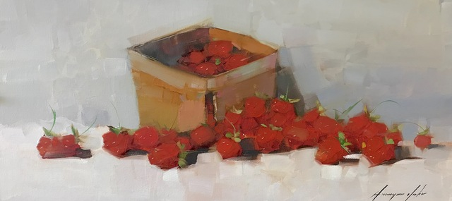 Vahe Yeremyan, 'Strawberries ', 2018, Vayer Art