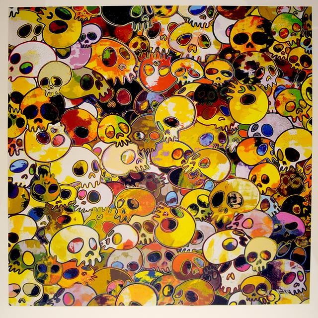 Takashi Murakami, 'MGST, 1962-2011', 2012, Deodato Arte