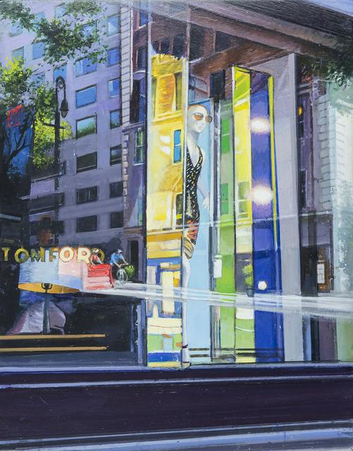 , 'Tom Ford Corner,' 2018, Louis K. Meisel Gallery