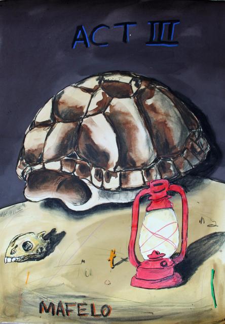 , 'Act III,' 2016, CIRCA Gallery London