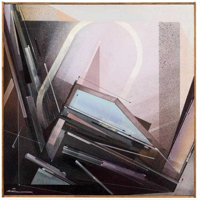Augustine Kofie, 'Satellite Angeles', 2019, StolenSpace Gallery