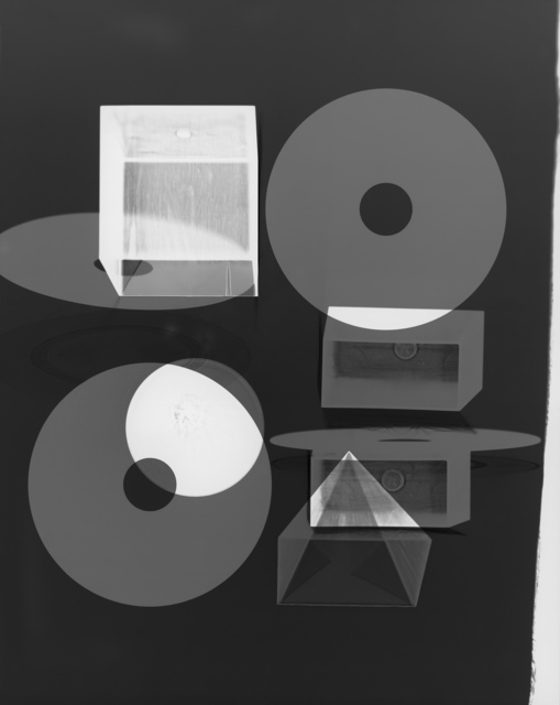 , 'Forms and Records BW No. 11,' 2014-2015, KLOMPCHING GALLERY