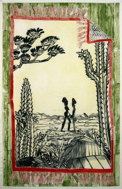 , 'In the Desert: Coupling,' 2016, Island Press