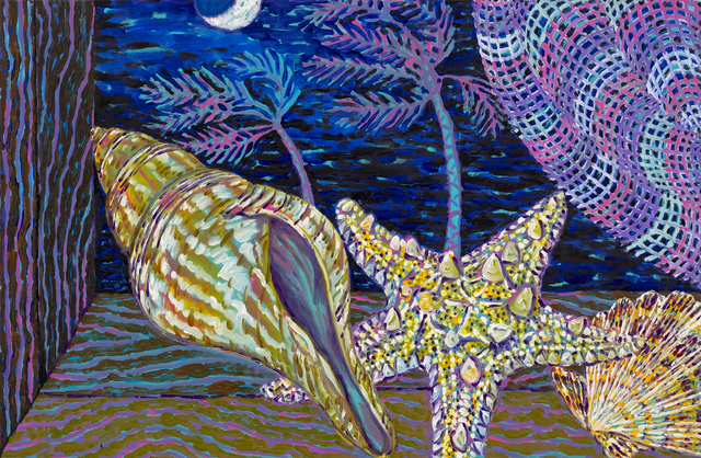 , 'Offshore wind,' 2016, Susan Inglett Gallery