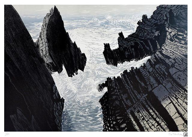 , 'Sea Rocks,' , Circle Contemporary