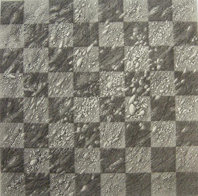 , 'Schachlandschaft,' , Galerie Stephan Witschi
