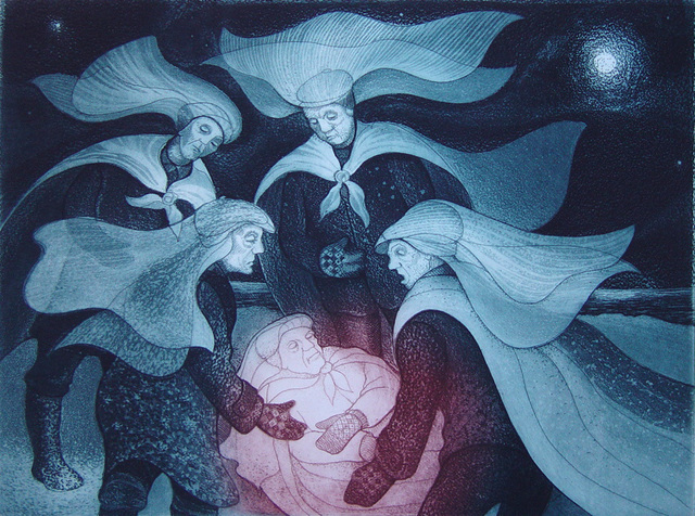 , 'Fallen Mummer on Brookfield Marsh,' 1996, Winchester Galleries