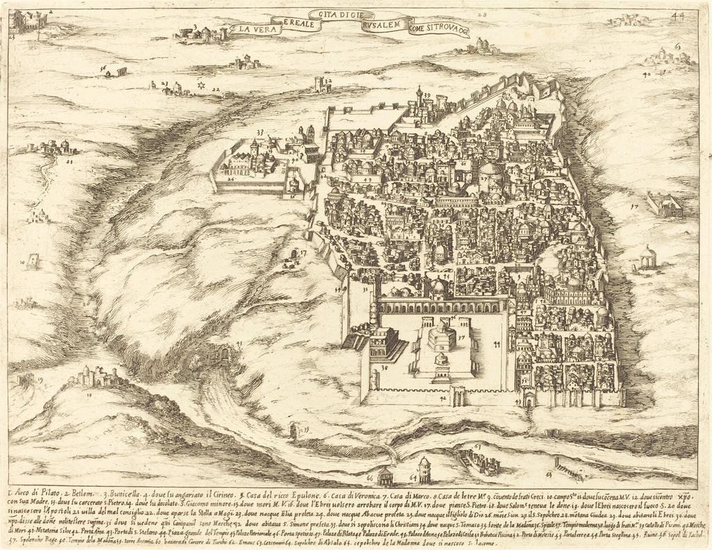 Line Drawing Jerusalem : Jerusalem first stop church of st peter wandering dejavu